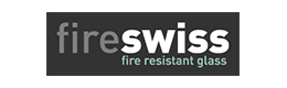 Fireswiss fire resistent glass